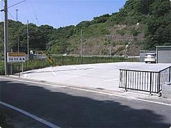 師崎・南風駐車場